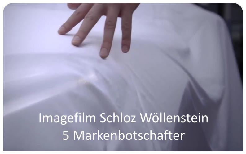 Imagefilm für Schloz Wöllenstein - 5 Markenbotschafter